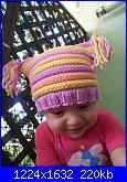 Le creazioni per le mie piccole muse ispiratrici-cappellino-lana-jpg