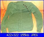 La maglia di LucyLu80-maglione_verde_terminato-jpg