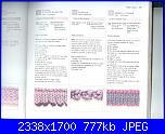 Libri maglia - 150 bordi ai ferri - fiori ai ferri   1-14-02-2011-002-jpg