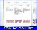 Libri maglia - 150 bordi ai ferri - fiori ai ferri   1-14-02-2011-005-jpg