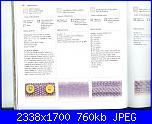 Libri maglia - 150 bordi ai ferri - fiori ai ferri   1-14-02-2011-007-jpg