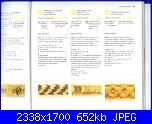 Libri maglia - 150 bordi ai ferri - fiori ai ferri   1-001-jpg