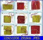 Foto e link tutorial dei vari punti utilizzati per il feltro-feltro-jpg