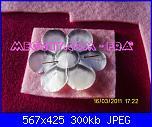 fiori rosa fiori di feltro - tutorial e cartamodelli --1-jpg