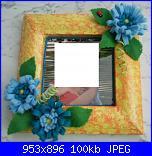 cornice con fiori di pannolenci-bomboniera-amici-2-jpg