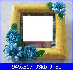 cornice con fiori di pannolenci-bomboniera-invitati-1-jpg