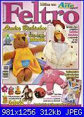 Libri e riviste - feltro --adri-simao-feltro-jpg