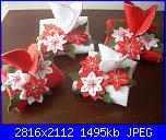 Roby77 - Le mie creazioni in feltro-scatole-natalizie-feltro-jpg