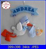 cartamodello cicogna imbottita in feltro / pannolenci-cicogna-e-beb-jpg