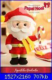 Decorazioni natalizie in feltro (con cartamodelli)-babbo-pag-1-jpg