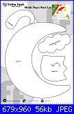 Decorazioni natalizie in feltro (con cartamodelli)-babbo-luna-3-jpg