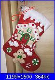 Work in progress - stivale bucilla con casetta gingerbread-1572877416594-jpg