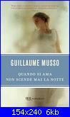 Guillaume Musso - Quando si ama non scende mai la notte (2008)-libro1542-jpg