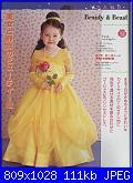 vestito principessa Ariel 7 anni-b-jpg