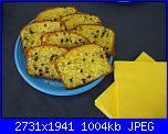 idee buffet compleanno-plum-cake-cocco-e-gocce-di-cioccolato-jpg