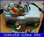Un'auto carica di... (torta in pdz)-img_0222-jpg