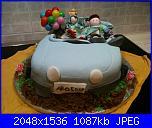 Un'auto carica di... (torta in pdz)-img_0219-jpg