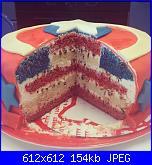 Le mie torte in Pasta di Zucchero & Cioccolato Plastico ;)-img_3349-jpg