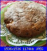 Torta di mele e cioccolato fondente-image1464790494-797015-jpg