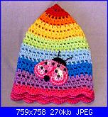 Mercatino di Iryna (cappellini e berretti ad uncinetto)-image-jpg