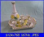 Il mercatino delle ceramiche-servizio-limoncello-jpg