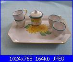 Il mercatino delle ceramiche-vassoio-4-tazzine-caff-zuccheriera-jpg
