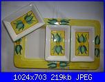 Il mercatino delle ceramiche-antipastiera-vassoio-cm-28-50-jpg