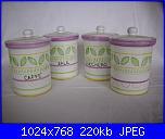 Il mercatino delle ceramiche-set-3-barattoli-1-h-cm-15-jpg