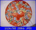 Il mercatino delle ceramiche-piatto-disco-cm-40-jpg