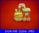 Il mercatino delle ceramiche-treno-2-jpg