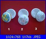 Il mercatino delle ceramiche-scatoline-bombate-jpg