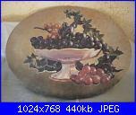 Mimì: Quadri Dècoupage-quadro-con-uva-jpg