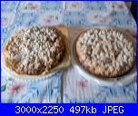 Torta ricotta e cioccolato sbriciolata..-foto-tania-023-jpg