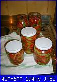 Pomodori verdi in agro-dolce x l'inverno-nei-barattoli-jpg