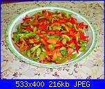 Pomodori verdi in agro-dolce x l'inverno-pomodori-verdi-e-peperone-jpg