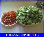 Pomodori verdi in agro-dolce x l'inverno-05102010-jpg