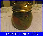 Pomodori verdi in agro-dolce x l'inverno-05102010-004-jpg
