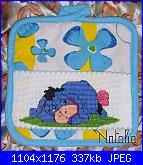 """""""Winnie The Pooh e gli amici"""" creati da Natalia-set-cucina-ih-oh-jpg"""