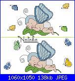 """i """"Bimbi farfalla"""" e """"coccinella"""" di Natalia-babyfa%7E2-jpg"""