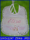 I ricami con le scritte di Natalia-bavaglino-elisa-2-jpg