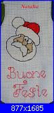"""""""Il mio Primo Natale"""" e i ricami Natalizi creati da Natalia-grembiuli-2-jpg"""