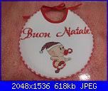 """""""Il mio Primo Natale"""" e i ricami Natalizi creati da Natalia-cimg0146-jpg"""