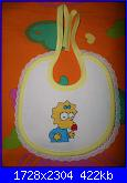 i Simpson creati da Natalia-sam_0936-jpg