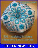 SAL - realizziamo insieme il Biscornu con perline-bannerino-jpg