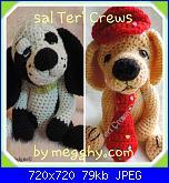 SAL amigurumi: un cagnolino by Teri Crews-banner-jpg