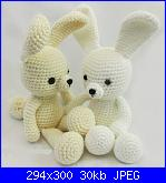 """Sal Amigurumi """"Ti abbiglio il coniglio""""-bunny-crochet-pattern-free-jpg"""