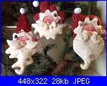 Sal Aspettando il Natale - 4° parte - Feltro-babbi-natale-jpg