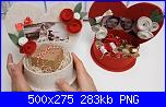 Sal Cuor di cestino/porta foto per San Valentino-cestino-porta-foto-png