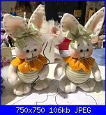 Easter bunny in pannolenci-b7c04c1b7f9bacbf371bfa0c3a93f2da-jpg