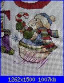 """Sal """"Christmas Snowfriends banner""""-06-wip-jpeg"""